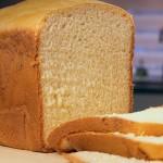 Brioche voor de broodbakmachine